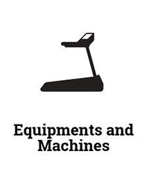 Equipments and Machines