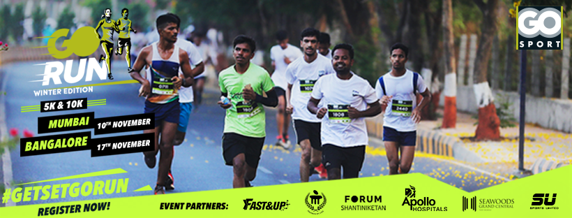GO Run Mumbai