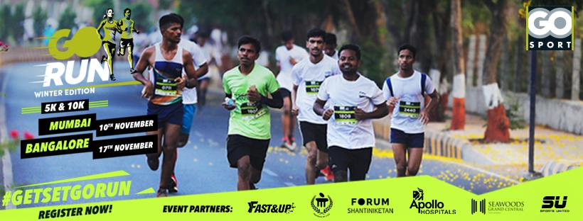 Go Run Bengaluru