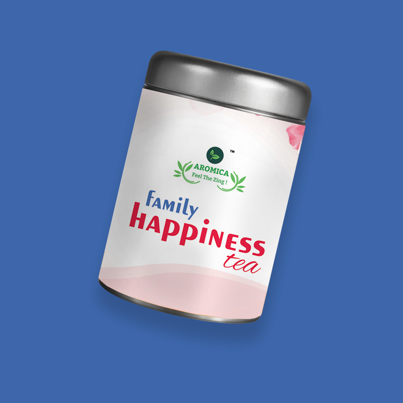 Aromica Family Happiness Tea - 50gms