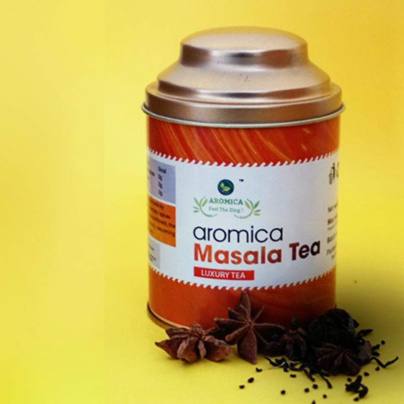Aromica Masala Tea - 100gms