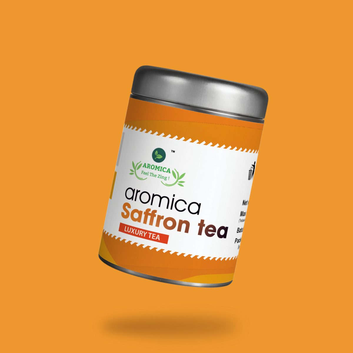 Aromica Saffron Tea - 50gms