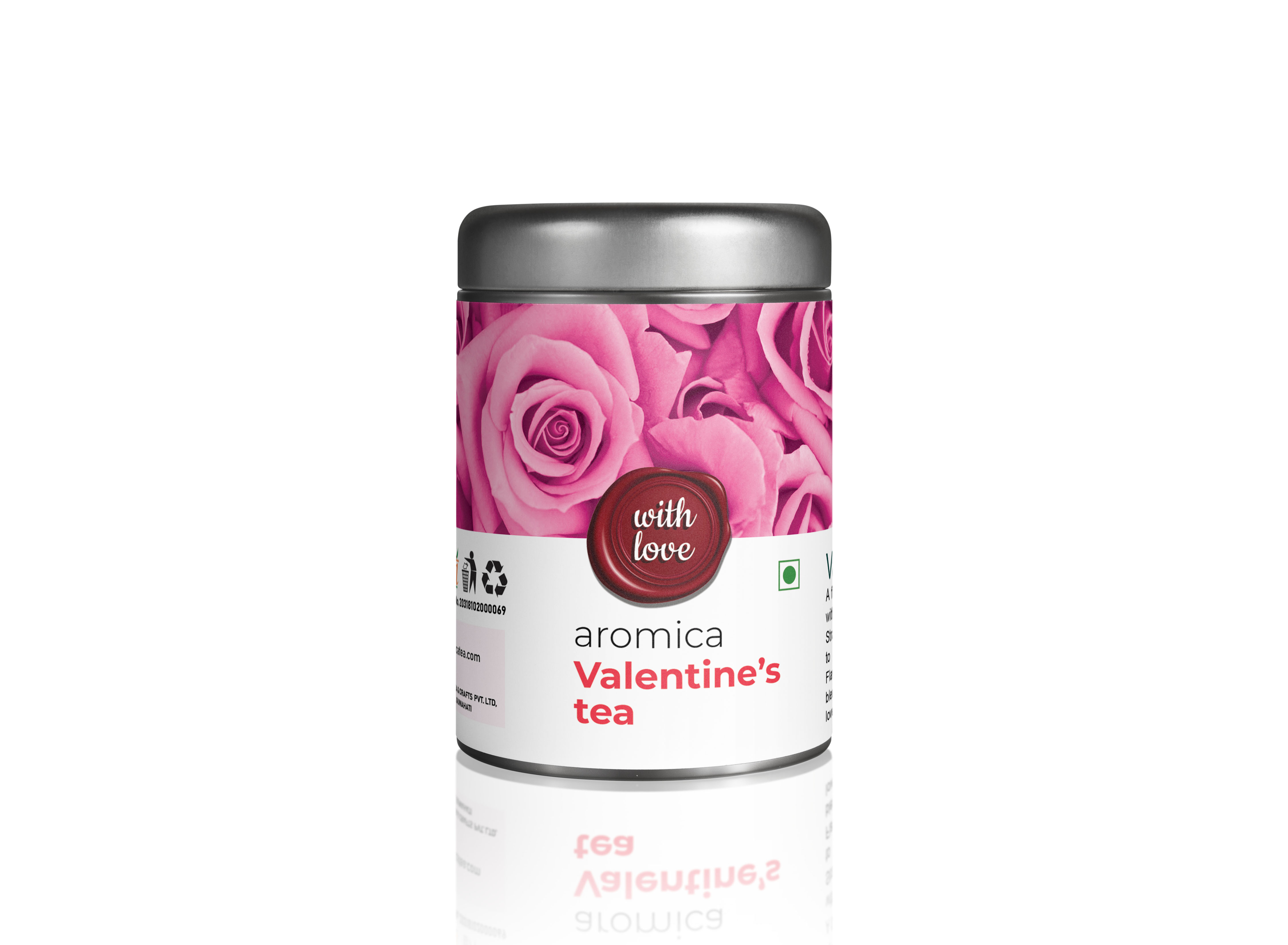 Valentine Tea - 50 gm