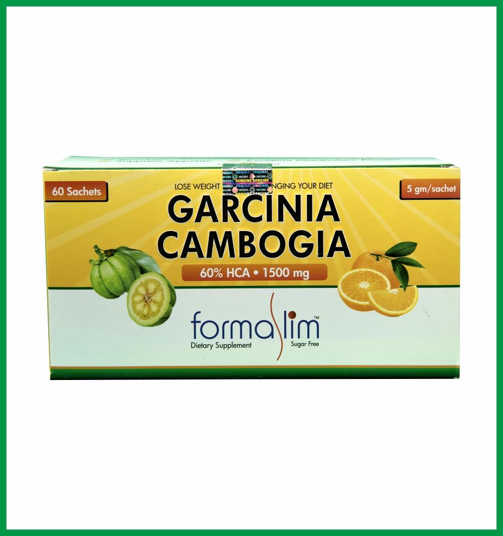 FORMASLIM - GARCINIA CAMBOGIA