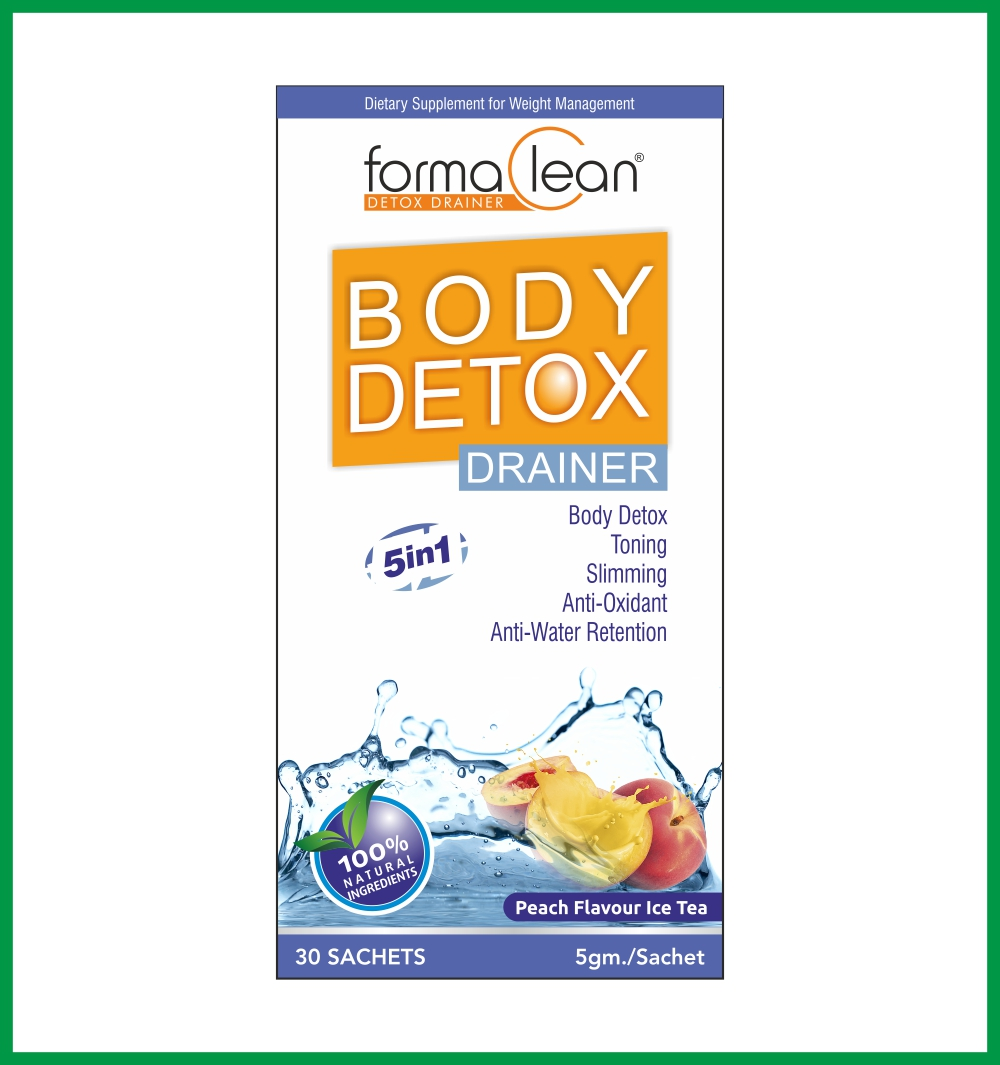 FORMA CLEAN - BODY DETOX ICE TEA