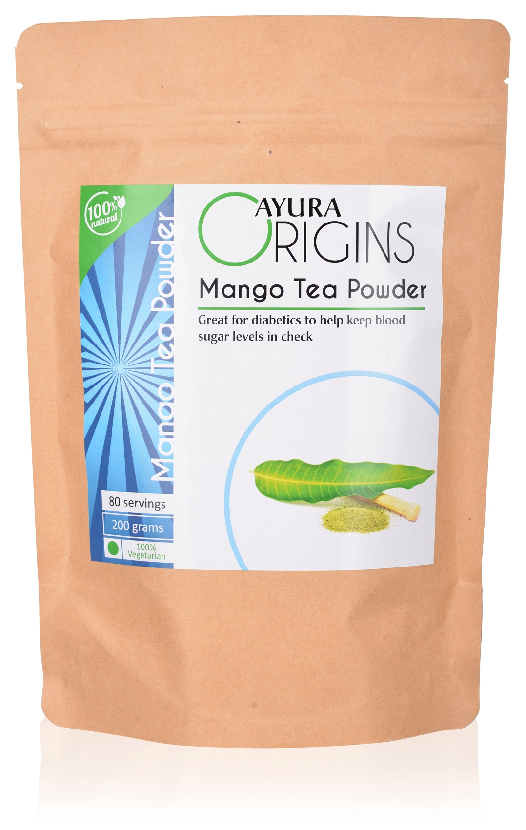 Mango Leaf Tea - 80 servings