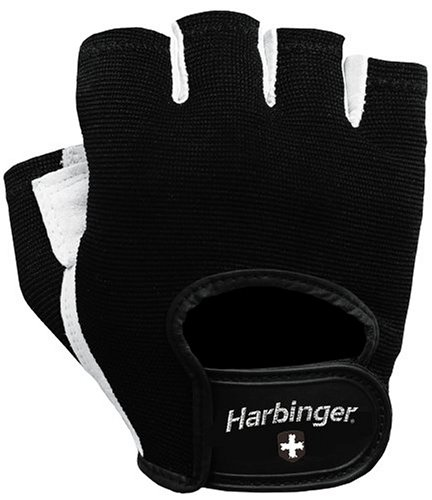 Harbinger Power Series Non - Wristwrap Weight Lifting Gloves for Women