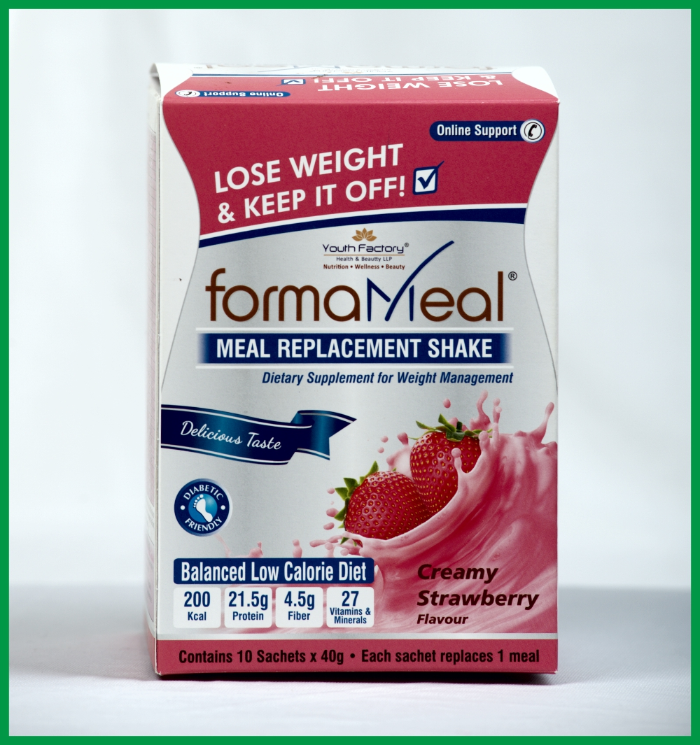 FORMA MEAL- CREAMY STRAWBERRY