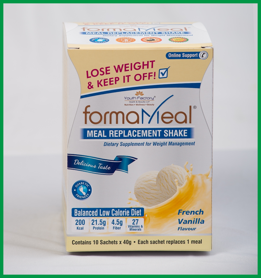 FORM MEAL- FRENCH VANILLA