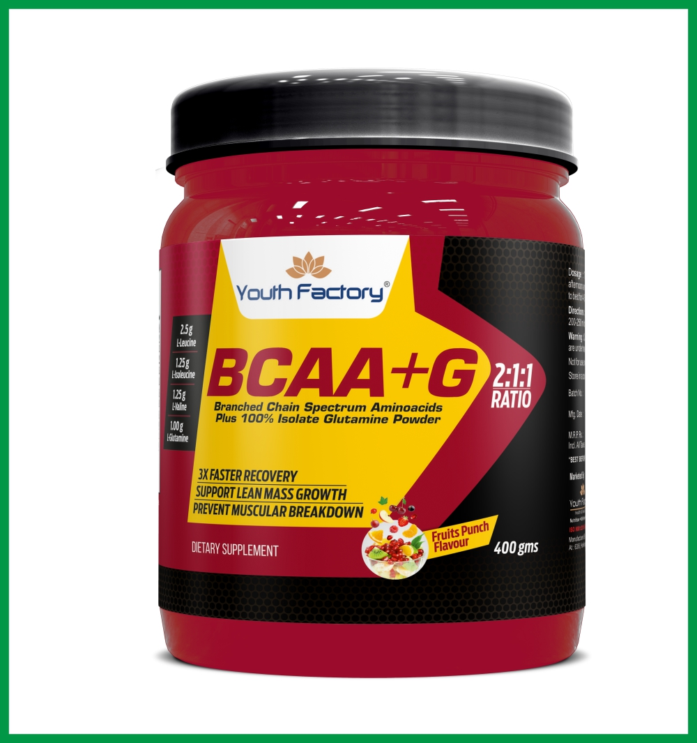 BCAA+G - FRUITPUNCH