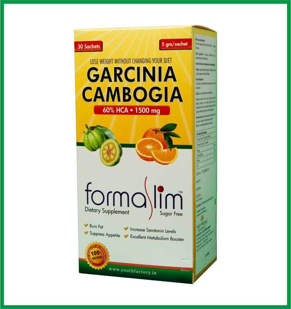 FORMA SLIM - GARCINIA CAMBOGIA