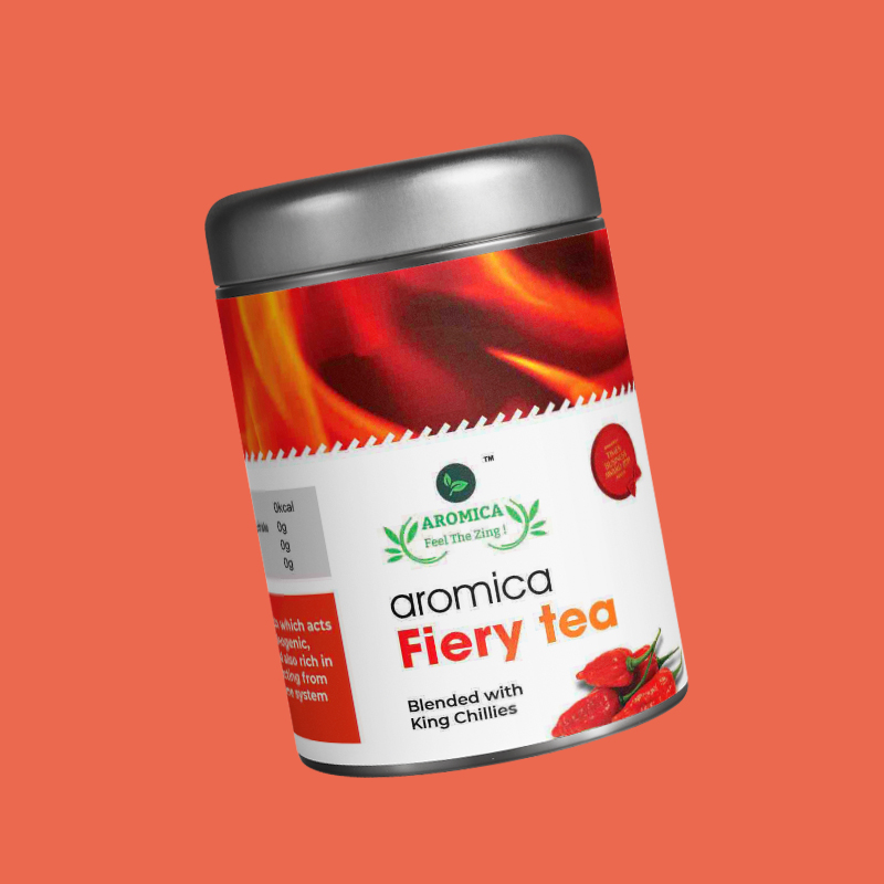 Aromica Fiery Tea- 70 gm