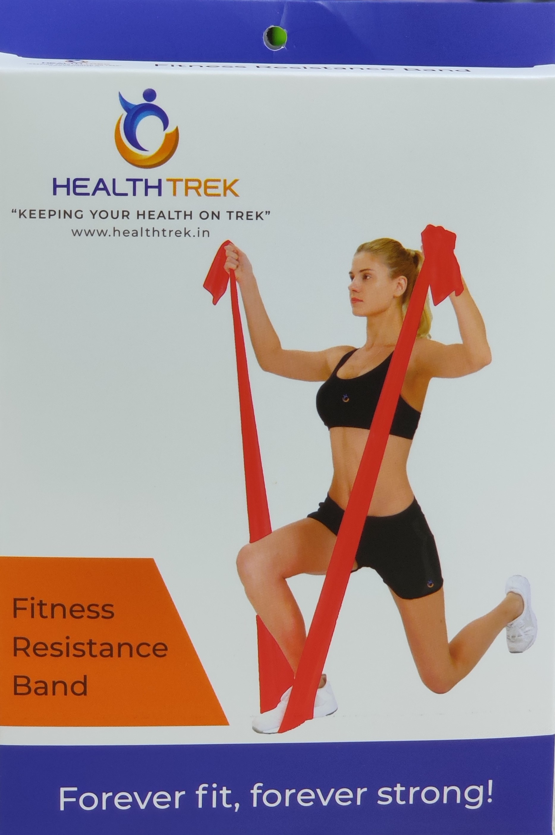 Healthtrek Fitness Resistance Bands (Light)