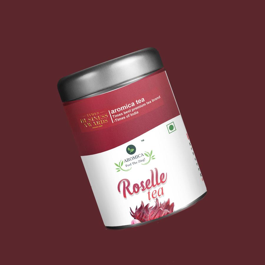 Aromica Roselle Tea 50 Gm