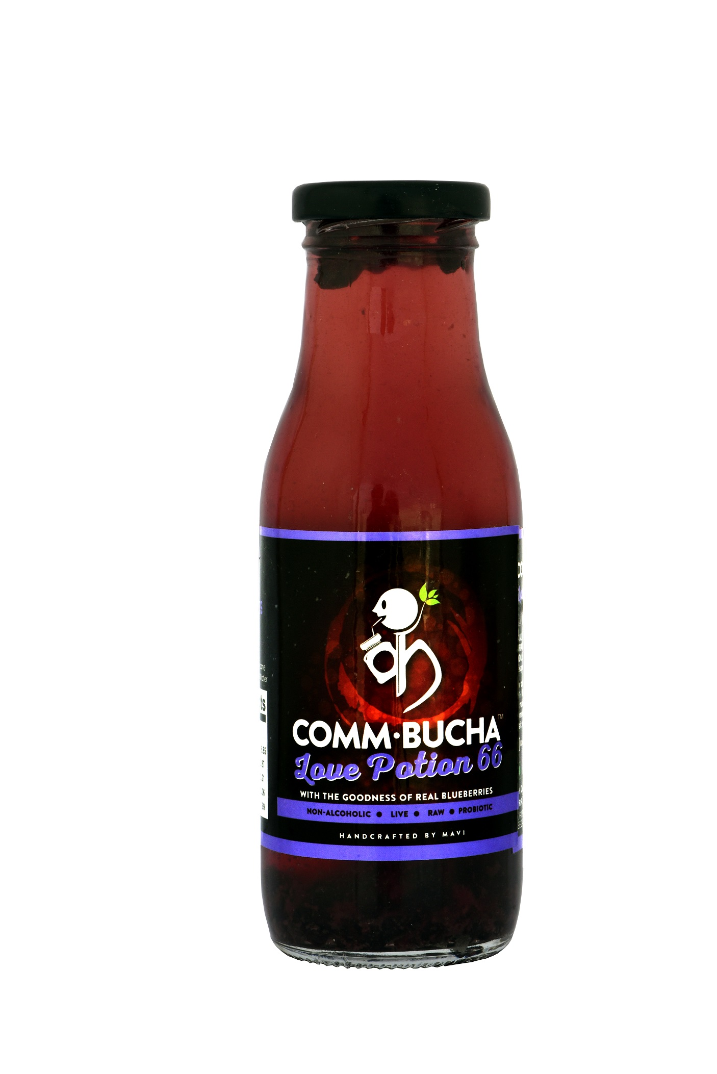 Love Potion 66 Kombucha