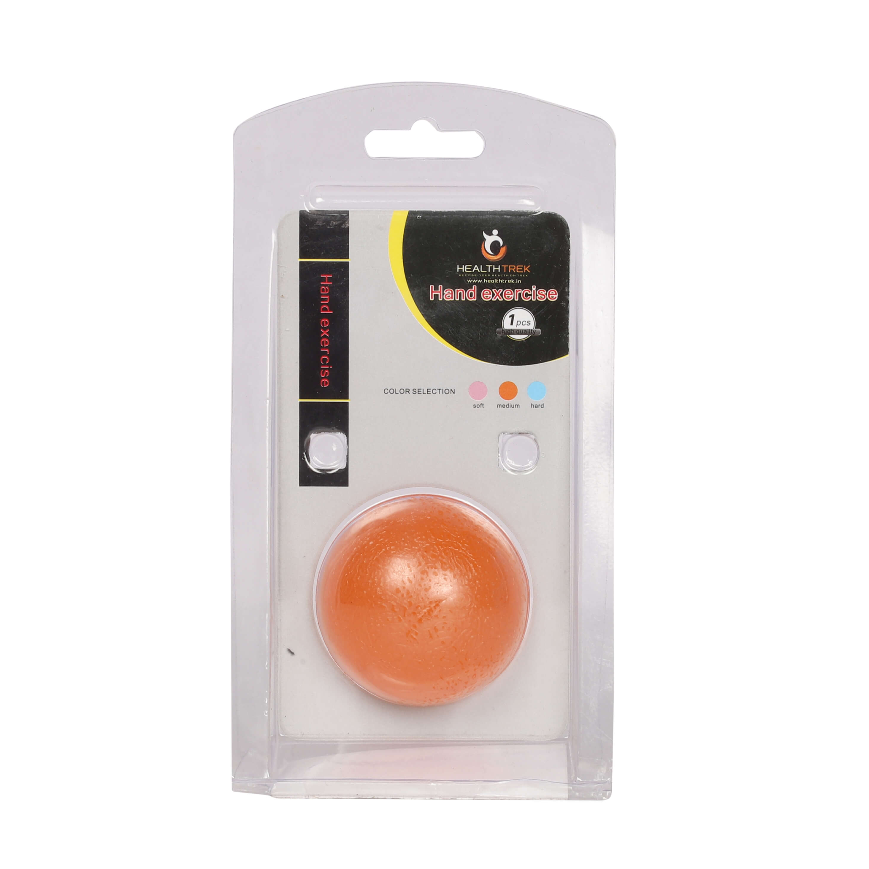 STRESS GEL EXERCISE BALL