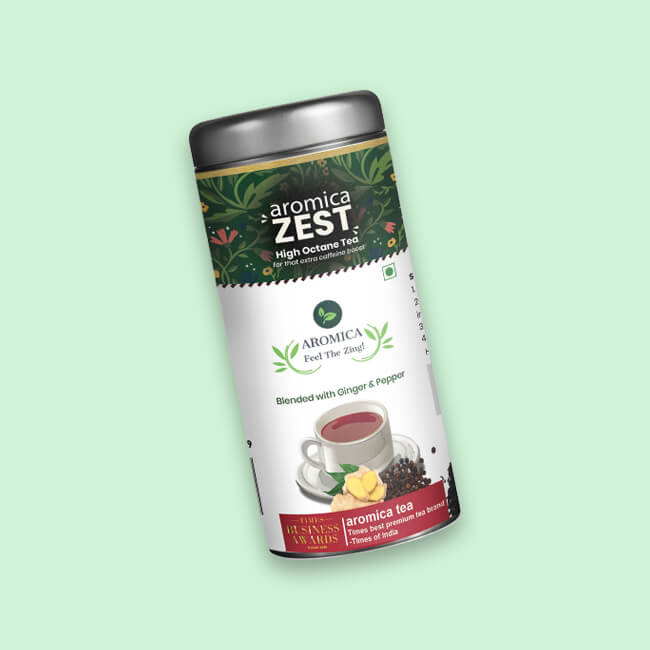 Aromica Zest Tea- 100gm