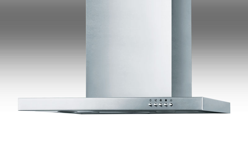 Hafele Nebel Inox 60 - Wall Mounted Chimney