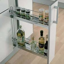 Hafele Spice Bottle Pullout - 200mm