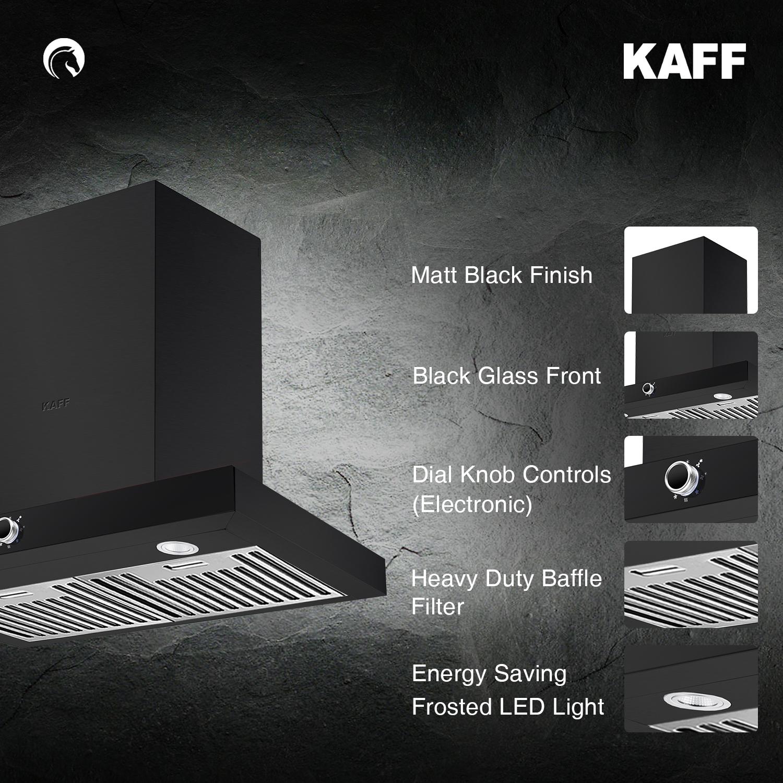 Kaff Maurice BF 60 Black