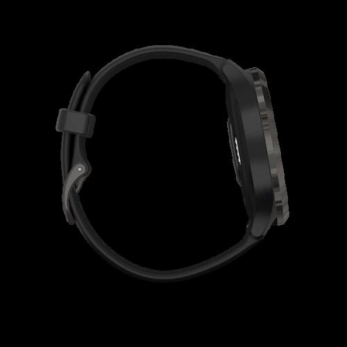 Garmin Vivomove 3 Slate Black Silicone