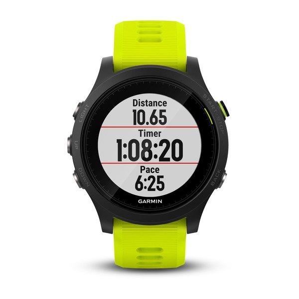Garmin  Forerunner 935 Force Yellow SEA
