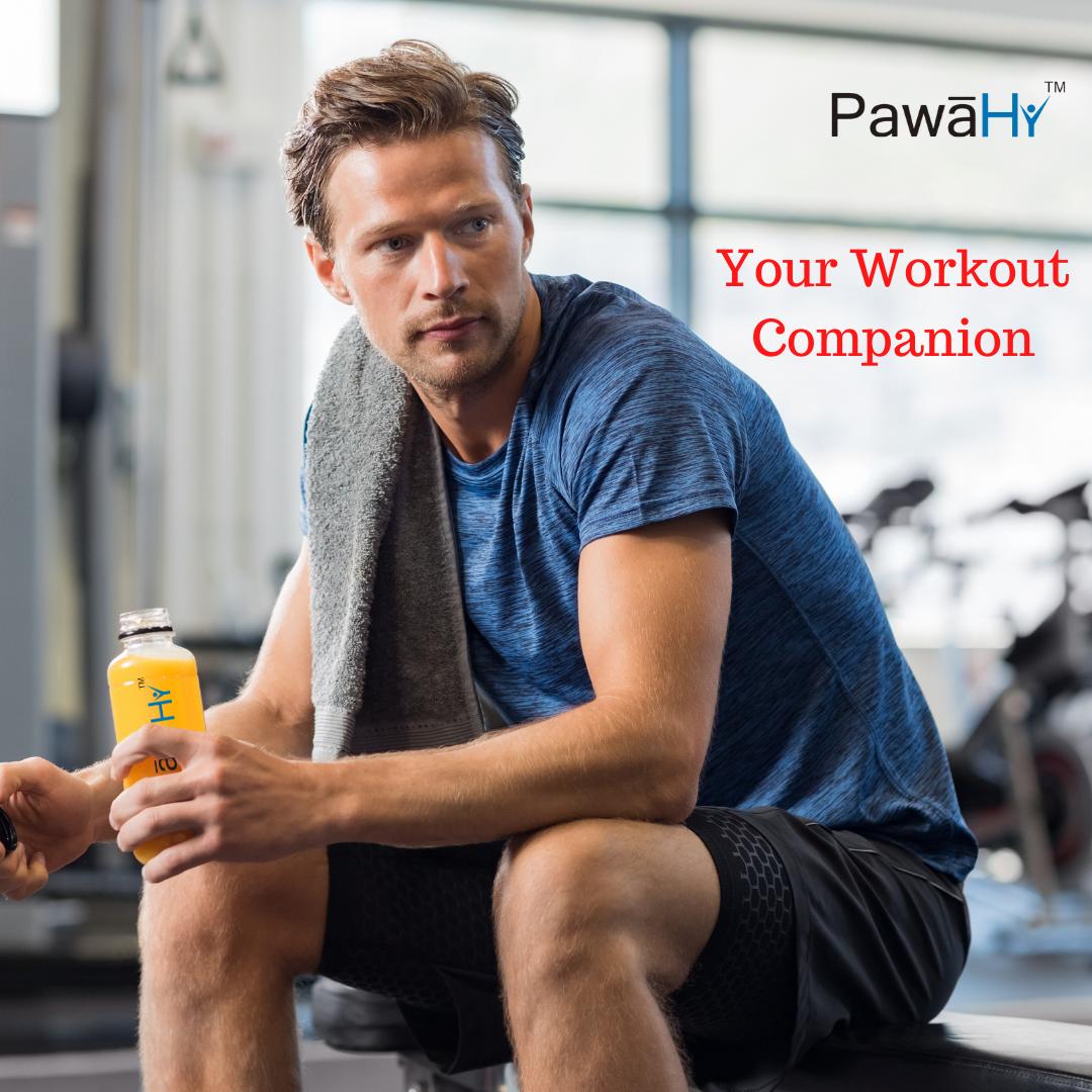 PawaHy Hydration Energy Drink For Immunity-2 Packs-Mango