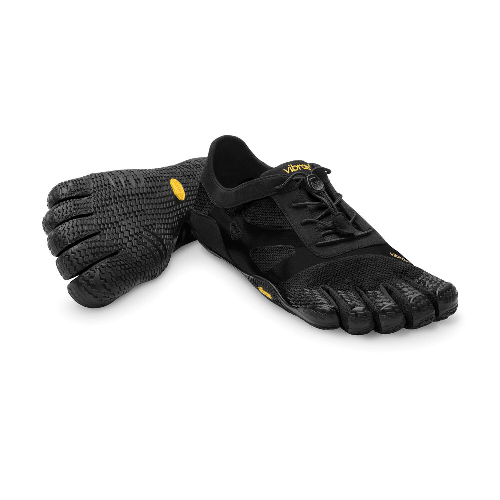 Vibram KSO-EVO Men's Shoes Black