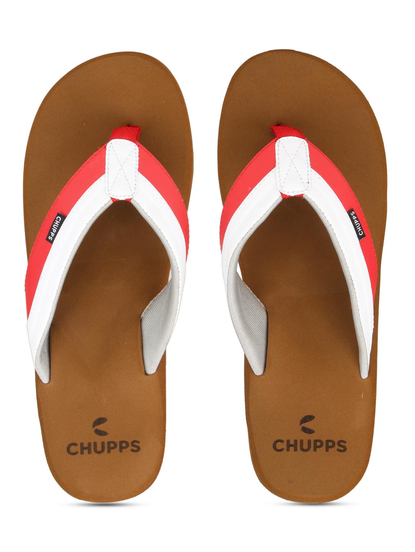 CHUPPS Men's Lounger Yoga Mat Flip Flops