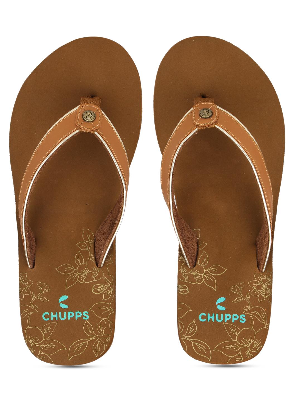 CHUPPS Women's Summer Yoga Mat Flip Flops