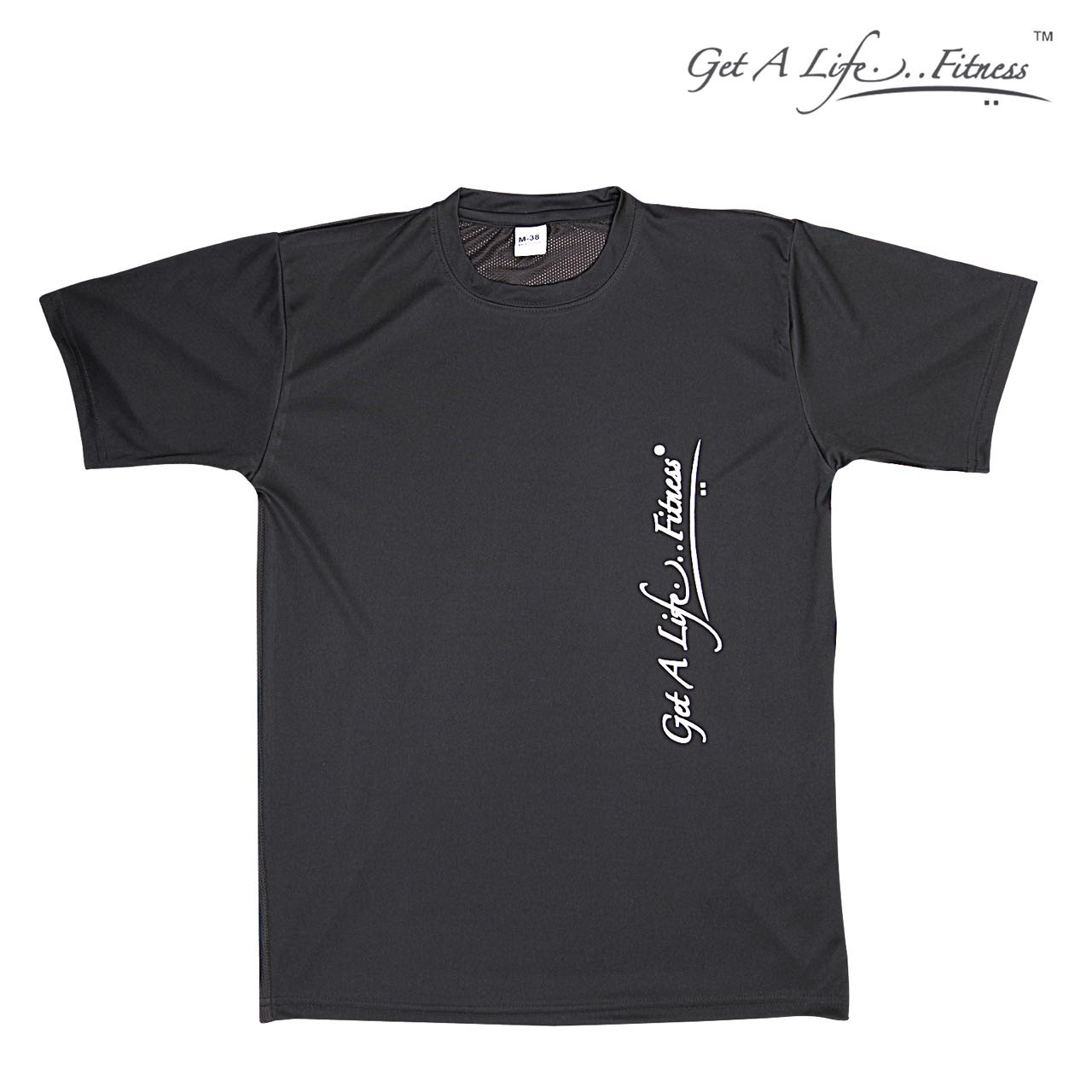 Premium Black Round Neck T-shirt