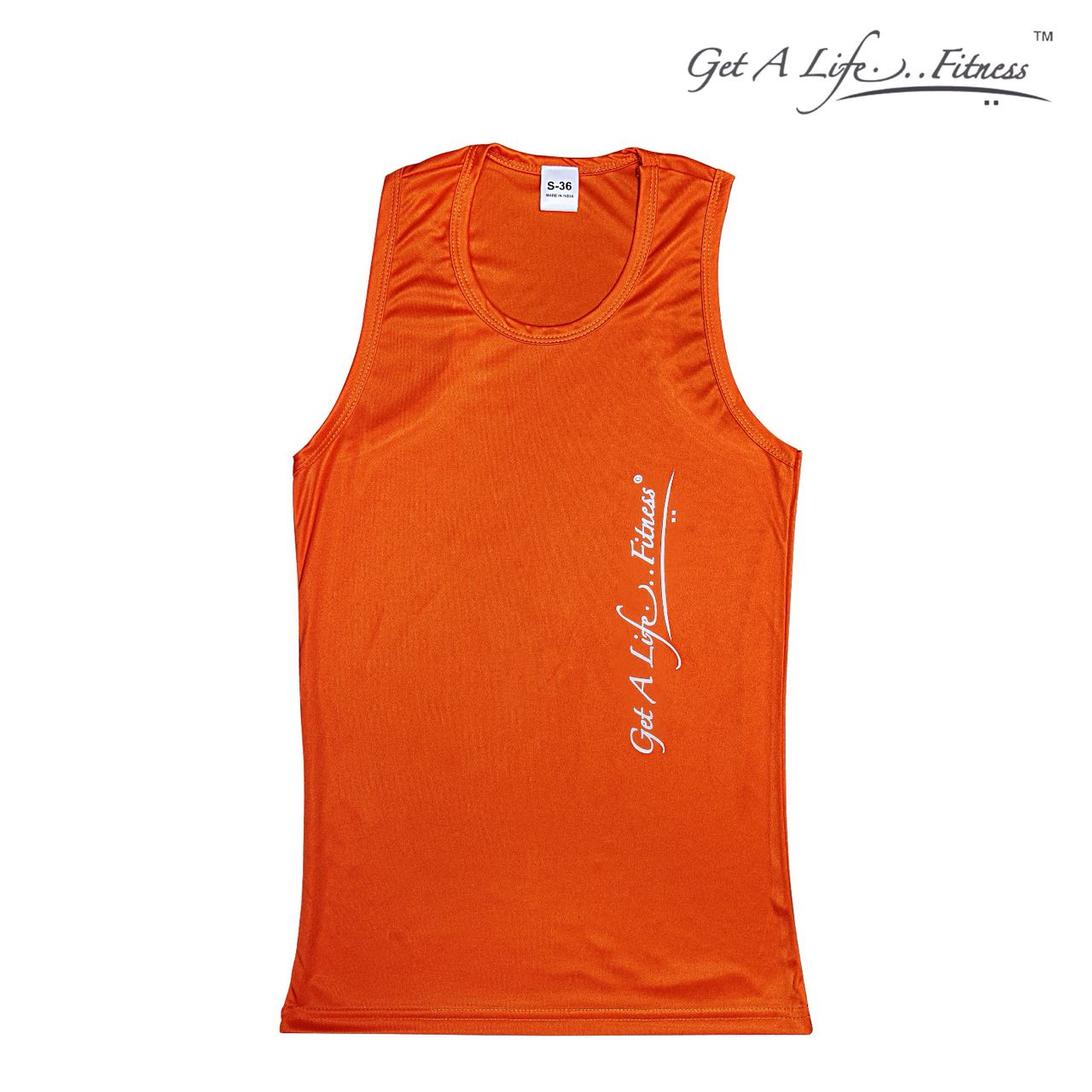 Premium Women Orange Half Sleeve