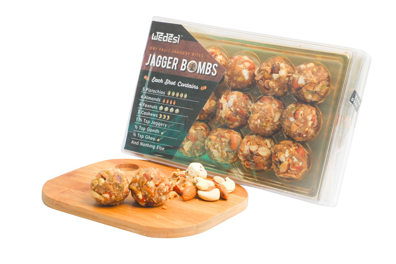 Jagger Bombs